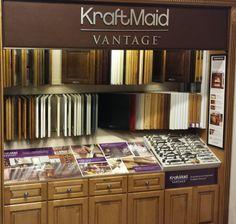 Kraftmaid Selection Center