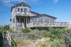 AVON Vacation Rentals   K C Blues - Oceanfront Outer Banks Rental   293 - Hatteras Rental