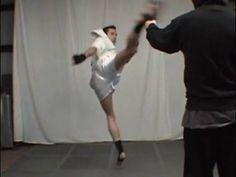 Taekwondo Tornado Round Kick Tutorial - YouTube
