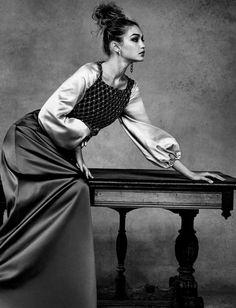 Patrick Demarchelier for Vogue Italia April 2016 19
