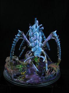 Forgeworld Tyranid Hierophant Bio Titan | by T Markham