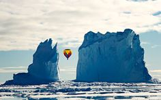 I really want to take a ride in a hot air balloon before I die.