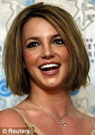 Britney Spears in 2003: Short and sweet