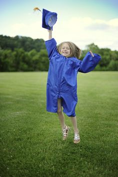 Kindergarten Graduation | Little Fawn Photography