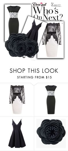 """""""Rosegal 46"""" by miincee ❤ liked on Polyvore featuring Chico's"""