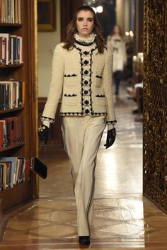 Chanel's Austrian Jaunt - Slideshow - Runway, Fashion Week, Fashion Shows, Reviews and Fashion Images - WWD.com