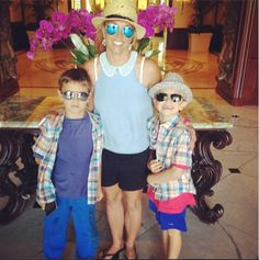 "Britney Spears: ""Brunch With My Boys"""