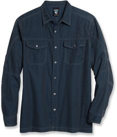 The Kuhl Flakjak shirt has a stylish look and comfortable fit. #REIGifts