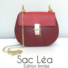 Sac Léa Édition limitée via theArchiduchess. Click on the image to see more!