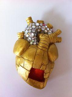 """""""gilded heart"""""""