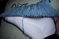 Grandma's Easy Pouch Slippers