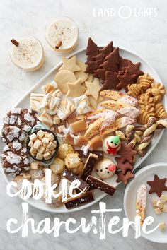 22 Classic Holiday Cookie Recipes We've developed the perfect cookie charcuterie board for all to enjoy. Find cookie classics and new favorites all in one delectable collection! Holiday Cookie Recipes, Holiday Cookies, Holiday Baking, Holiday Treats, Christmas Treats, Christmas Baking, Christmas Candy, Xmas, Baking Recipes