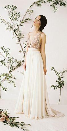 Preciosa Colección de Vestidos de Novia Truvelle 2015 - Bodas