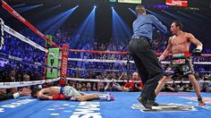 Turning down millions, Juan Manuel Marquez wants to 'retire with the (feeling)' of knocking out Manny Pacquiao