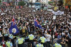 Hong Kong Protests: Why Imperialists Support 'Democracy' Movement  By Sara Flounders Global Research, October 08, 2014 Workers Region: Asia Theme: Law and Justice