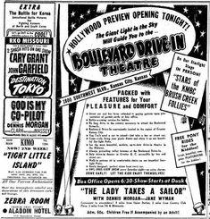 Drive In Theater, Cary Grant, Theatre, Ads, Movie, Drive Inn Theater, Theatres, Film, Cinema