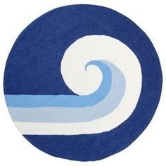 Playground Royal Blue Kids Rug Size: Round 6' by Surya Rug. $273.00. PLY6016-6RD Size: Round 6' Features: -Technique: Hooked.-Material: Polyester.-Origin: China.-4' round.-6' round.-8' round. Construction: -Construction: Handmade. Color/Finish: -Primarily royal blue rug with blue, light blue, white accents. Dimensions: -Pile height: 0.44''. Collection: -Collection: Playground.