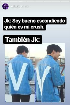 Read meme del vkook from the story vkook imagenes by pocky_de_fresa (kim taehyung) with reads. Taekook, Memes Bts Español, Vkook Memes, Foto Bts, Bts Photo, Namjin, Yoonmin, Vkook Fanart, Drama Memes