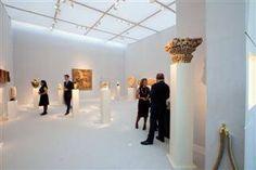 25° Biennale des Antiquaires / 2010  Le stand Barrère