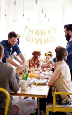 Tips for hosting Thanksgiving.