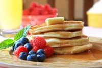 Bette's Diner Buttermilk Pancakes Recipe.  Truly the best pancakes!
