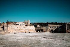 Gefängnisinsel Goli Otok - Norbert Eder Photography Abandoned Places, Louvre, Building, Photography, Travel, Small Island, Photograph, Viajes, Buildings