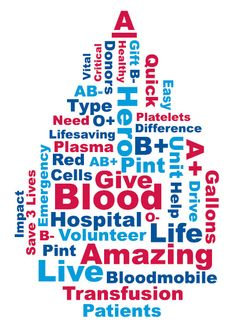 Frequent blood & platelet donor! Proud to give!