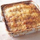 Try the Mushroom and Potato Gratin with Thyme and Parmesan Recipe on Williams-Sonoma.com
