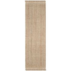 "Safavieh Natural Fiber Collection NF467A Handmade Natural Jute Area Runner, 2 feet 6 inches by 10 feet (2'6"" x 10') Safavieh http://www.amazon.com/dp/B00UL7HMR6/ref=cm_sw_r_pi_dp_fqJzwb1Q86W59"