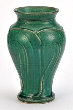 "6-8"" Small Classic Vase at Pewabic store. $90"
