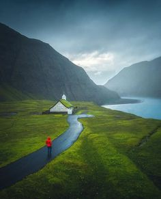 Beautiful Landscapes of Faroe Islands! Wonderful Places, Beautiful Places, Visit Faroe Islands, Nature Photography, Travel Photography, Destination Voyage, Parcs, Travel Abroad, Vacation Trips