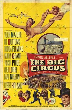 The Big Circus movie poster