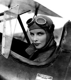Katharine.  Bam.  She flies airplanes. @samjamjones