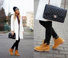 Why Timberlands are Winter's Biggest Trend | StyleCaster