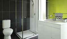 Silhouette - Bathroom Inspiration package at Bunnings Warehouse #easyupdate #styleblends #bold