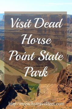 Travel tips for how to visit Dead Horse Point State Park near Moab, Utah. Enjoy the scenic drive, stop at the overlooks and admire an iconic scene in the American Southwest. Travel Route, Travel Usa, Travel Tips, Usa Roadtrip, Solo Travel, Travel Destinations, Utah Parks, Arizona Road Trip, Moab Utah