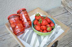 Strawberry, Food, Home Canning, Homemade, Essen, Strawberry Fruit, Meals, Strawberries, Yemek