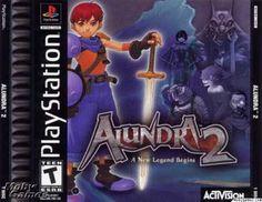PlayStation Games - Alundra 2