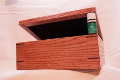 Essential Oil Box by FaustWoodworks on Etsy