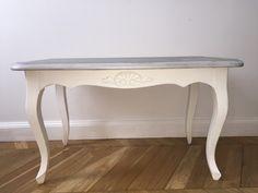 Table basse style baroque patinée : Meubles et rangements par zaz14 Decoration, Baroque, Entryway Tables, Vintage, Furniture, Home Decor, Style, Storage, Bass