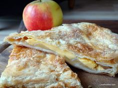 Quick and Easy Flaky Pastry recipe - Lovefoodies hanging out! Tease your taste buds!
