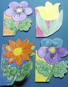 Anyák napi ajándék ötletek (saját kezűleg) - DIY for mother's day Vacation Bible School, Mom Day, Mothers Day Crafts, Parent Gifts, Pop Up Cards, Creative Kids, Floral Bouquets, Spring Crafts, Craft Activities
