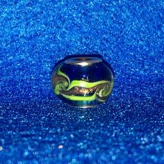 Blue, Lime & Gold Murano Glass European Charm 925 NWOT Blue, Lime & Gold Murano Glass European Charm 925  Beautiful Murano glass charm. Stamped .925 I am willing to bundle, trade and accept your best offers!   Your orders are a blessing and I'm grateful for your business! Thanks for stopping by! Feel free to leave me a comment so that I can check out your closet too. :) Jewelry