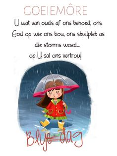 Goeie More, Good Morning Wishes, Van, Afrikaans, Language, Fictional Characters, Languages, Fantasy Characters, Vans