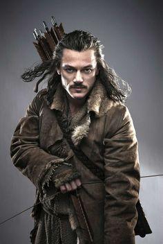 Luke Evans Hobbit |