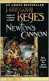 """""""Newton's Cannon"""" Book 1 in Age of Unreason Series:  great sort of alternate history taking place in the 18th century. Has a steam punk vibe with a little alchemy thrown in with some notable 18th century historical figures to make an awesome fantasy adventure story... four books in the series and I've read the WHOLE series three times  >< lol was originally intended as a trilogy but he made a forth book....i sure as hell didn't complain  :)"""