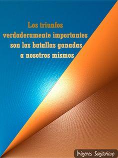 Imagen con texto Los triunfos