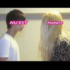 #nuest #meme #slap #JR #aron #LOL