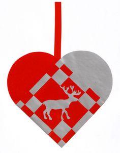 """Képtalálat a következőre: """"erikroenholt. Swedish Christmas, Christmas Hearts, Scandinavian Christmas, Christmas Fun, Christmas Decorations, Christmas Ornaments, Christmas Arts And Crafts, Christmas Projects, Origami Paper Art"""