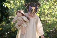 Nils & Happy to see you- French children's clothes and dolls See You, Boho Chic, Little Girls, My Style, Happy, Kids, French, Clothes, Dolls
